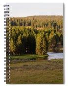 Hayden Valley 2 Spiral Notebook