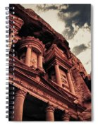 HDR Spiral Notebook