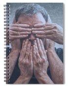 Hear, See, Speak Spiral Notebook