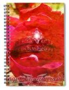 Hebrews 13 4 Spiral Notebook