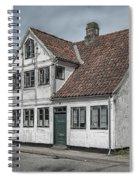Helsingor Old Building Spiral Notebook