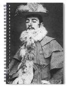 Henri De Toulouse-lautrec Spiral Notebook