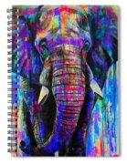 Herculean Spiral Notebook
