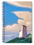 Hermitage Of St. Sergius Spiral Notebook
