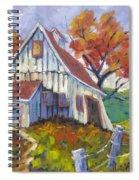 Hillsidebarn Spiral Notebook