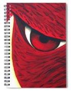 Hog Eyes 2 Spiral Notebook