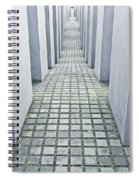 Holocaust Memorial Spiral Notebook