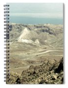 Holy Land: Masada Spiral Notebook