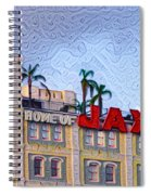 Home Of Jax Beer Spiral Notebook