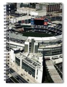 Home Of The Washington Nationals Spiral Notebook