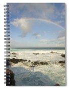 Hookipa Beach Spiral Notebook