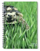 Howdy Dudie Spiral Notebook