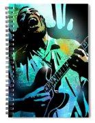 Howlin Wolf Spiral Notebook