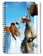 Ice Age The Meltdown 2006  Spiral Notebook