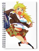 iDOLM@STER Spiral Notebook