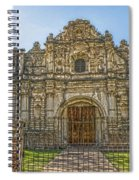 Iglesia San Jose El Viejo - Antigua Guatemala Hdr Spiral Notebook