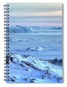 Ilulissat - Greenland Spiral Notebook
