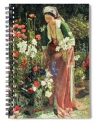 In The Bey's Garden Spiral Notebook