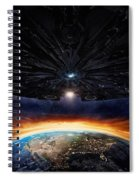 Independence Day Resurgence 2016  Spiral Notebook