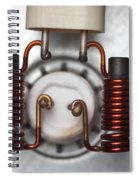 Inductors Spiral Notebook