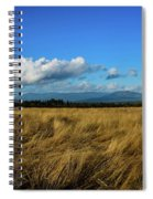 Into The Grasslands. Spiral Notebook