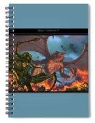 invasion2 Matthew Stawicki Spiral Notebook