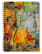 Invitation To Dance Spiral Notebook
