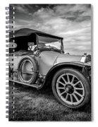 Iris Tourer 1912 Spiral Notebook