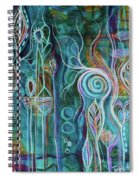 Itty Bitty Fun Spiral Notebook
