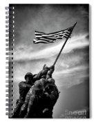 IWO Spiral Notebook