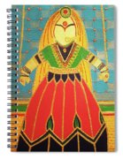 Jaipur's Kathputli Spiral Notebook