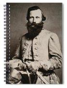 James E. B. Jeb Stuart Spiral Notebook