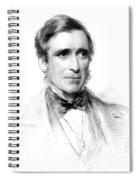 James Paget, English Surgeon Spiral Notebook