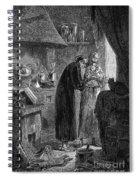 Jan Baptist Van Helmont, Flemish Chemist Spiral Notebook