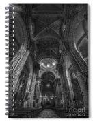 Jerez De La Frontera Cathedral Cadiz Spain Spiral Notebook
