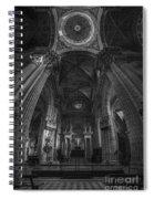 Jerez De La Frontera Cathedral Dome From Inside Cadiz Spain Spiral Notebook