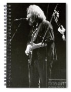 Grateful Dead - Jerry Garcia - Celebrities Spiral Notebook
