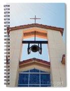 1 John 1 Vs 5 Spiral Notebook