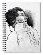 John Keats (1795-1821) Spiral Notebook