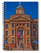 Jones County Courthouse Spiral Notebook
