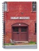 Jonesborough Tennessee - Salt House Spiral Notebook