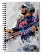Jose Ramirez Spiral Notebook