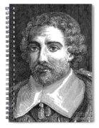 Joseph De Tournefort, French Botanist Spiral Notebook