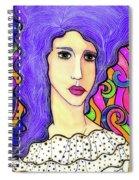 Joujou Spiral Notebook