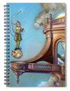 Jugglernautica Spiral Notebook