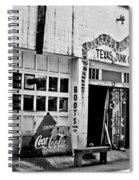 Junk Company Spiral Notebook