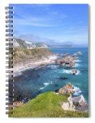 Jurassic Coast - England Spiral Notebook