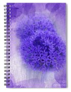 Just A Lilac Dream -4- Spiral Notebook