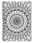 Kaleidoscope 706 Spiral Notebook