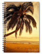Kamaole Beach Spiral Notebook